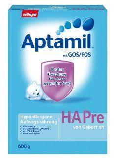 Aptamil HA Pre, 3er Pack (3 x 600 g Packung) Lebensmittel