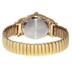 Anne Klein Goldtone Metal Expansion Bracelet Watch
