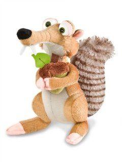 Ice Age 4 Scrat Säbelzahn Eichhörnchen mit Nuss 20cm Plüsch