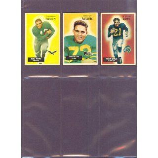 1955 Bowman #144 Jerry Helluin Packers (EX/MT