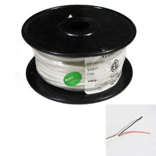 CL3 Two Conductor Speaker Wire 100 Feet UL Listed New C100