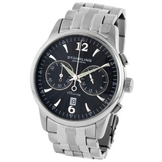 elite men s chronograph watch compare $ 199 00 today $ 176 99 save 11
