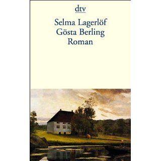Gösta Berling. Roman Selma Lagerlöf Bücher