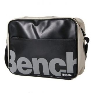 Bench Echo Despatch Courier Bag Phantom +Gefällt mir Sticker