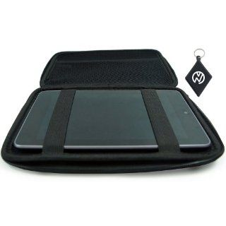 Nook HD 7 Case Semi Hard EVA Nylon Finish Cover. Includes