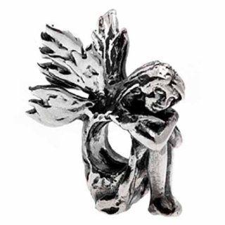Silverado Sterling Silver Fairy Bead Charm MS153
