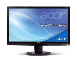 Acer P235HBBD 58,4 cm TFT Monitor VGA, DVI schwarz: