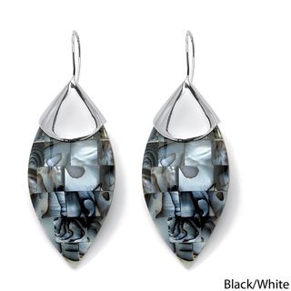 Angelina DAndrea Mother of Pearl Earrings