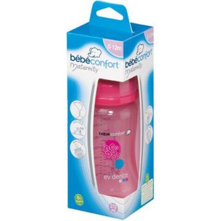 BEBE CONFORT Biberon Maternity 270ml+tétine T1 Rose   Achat / Vente