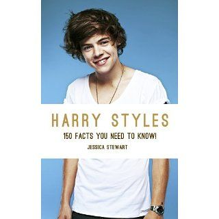 Harry Styles 150 Facts You Need To Know! Jessica Stewart