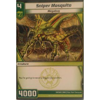 Masters   Loose Single Card   #159/165   Sniper Mosquito   Common