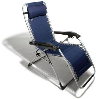 Strathwood Anti Gravity Adjustable Recliner Patio, Lawn