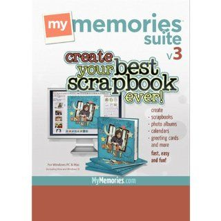 My Memories Suite v3 with Colossal Kit MAC [Download