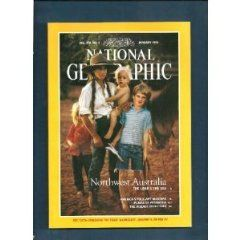 National Geographic Magazine, Vol. 179 No.1, Jan.1991 NW