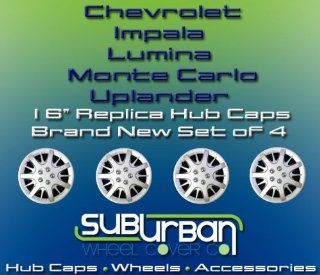 189 Series Chevrolet Impala, Lumina, Monte Carlo, Uplander 16 Replica