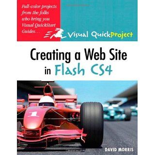 Creating a Web Site with Flash CS4 Visual QuickProject