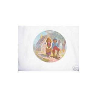 Hansel and Gretel by Gregory Perillo Collector Plate