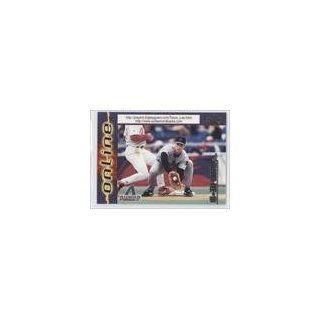 Travis Lee* Arizona Diamondbacks (Baseball Card) 1998 Pacific Online