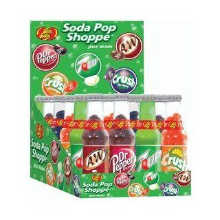 Jelly Belly Soda Bottles 24CT Box Everything Else