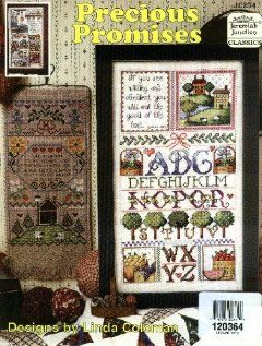Precious Promises (Jeremiah Junction # JL234 cross stitch patterns