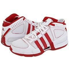Adidas Thrillrahna Running White/University Red/Metallic Silver