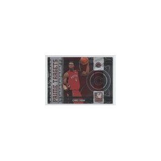 Chris Bosh #24/249 Toronto Raptors (Basketball Card) 2009