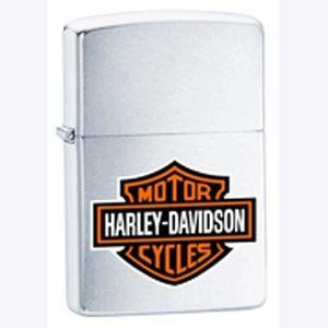 Personalized Harley Davidson Logo Zippo Lighter Sports