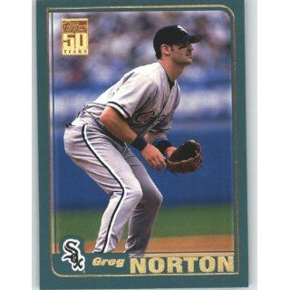 2001 Topps #256 Greg Norton   Colorado Rockies (Baseball