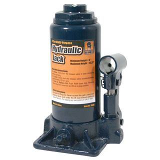 Black Bull Hydraulic 8 ton Bottle Jack