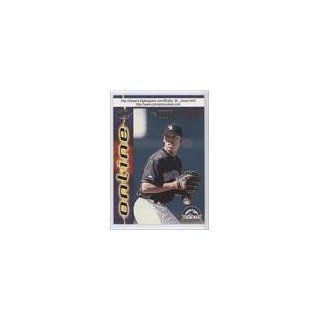 Jones, Colorado Rockies BB (Baseball Card) 1998 Pacific Online #247