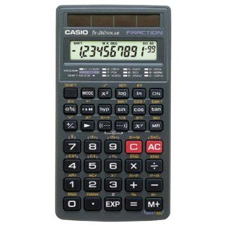 Casio Scientific Calculator (FX260SLRSC) Electronics