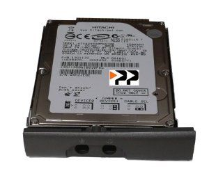 Dell Latitude D505 Hard Drive Caddy P/N K1664 WITH 80GB