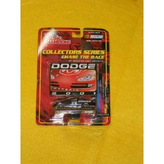 Racing Champions Stock Car / Collectors Card with Display