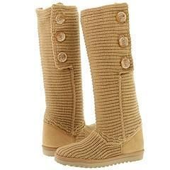 Gabriella Rocha Cutie Pie Tan Boots