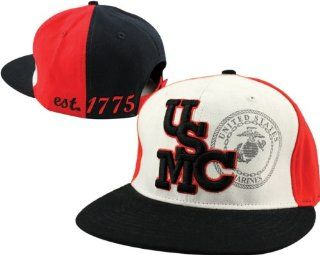 US Marine Corps Flat Bill Ball Cap    Automotive