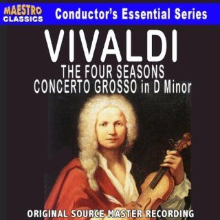 The Four Seasons Concerto No. 1 in E Major, Op. 8, RV 269