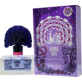 Anna Sui Night Of Fancy Womens 1.7 ounce Eau de Toilette Spray