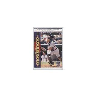 Detroit Tigers (Baseball Card) 1998 Pacific Online #265 Collectibles
