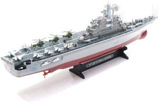 Aircraft Carrier RC 1275 Battleship R/C Model Boat Toys & Games