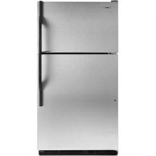Maytag M1TXEMMW 21 cu. ft. Top Freezer Refrigerator with