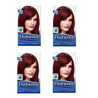 Clairol Hydrience #3RR Ruby Twilight, Intense Dark Red Hair Color
