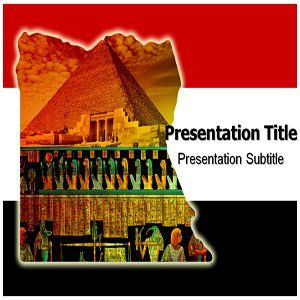 Egypt Powerpoint Templates   Egypt Powerpoint Background