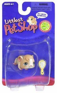 Pet Shop Single Pack Guinea Pig #288 with Mirror Toys & Games
