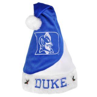 Duke Blue Devils Polyester Santa Hat