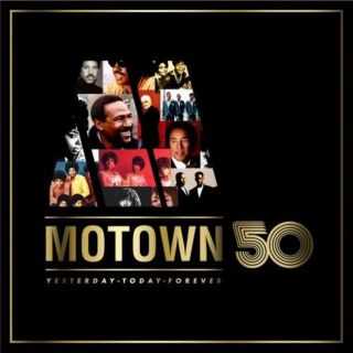 Various Artists   Motown 50 [3 CD] [#2]