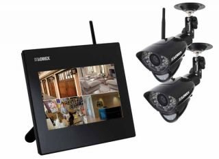 Lorex Wireless Video Monitoring System (LW292) Camera