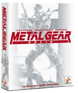Metal Gear Solid Video Games