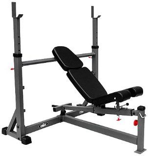 Bayou Fitness E Series FID Olympic Bench    Sports