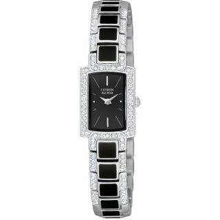 Citizen Eco Drive Womens Normandie Two tone Watch