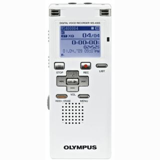 Olympus WS 400S Digital Voice Recorder